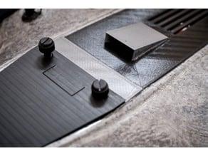 Mini Drak bay divider