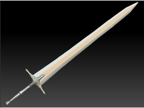 Lothric Knight Greatsword