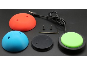 Adaptable switch : ergonomic button