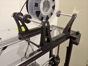 Overhead Spool Holder-Taz6 or Other_Holds 5kg Spool