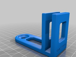 Filament guide for Prusa I3 HepHestos