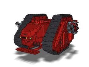 """Landrunner Mark I """"ARGUS"""" (command modul)"""