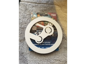 Steam Gift Card Holder