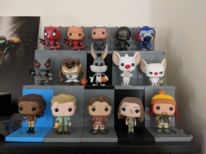 Funko Pop Stackable Stand