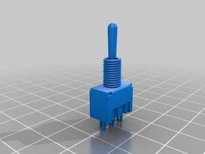 Micro Switch Mockup