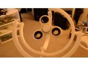 Fidget spinner gimbal