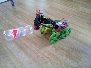 Small Utility Vehicle