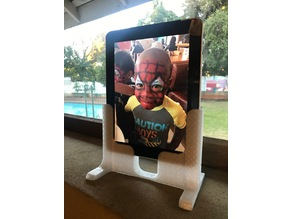 iPad 1 Upright Stand V1 - Portrait Edition