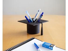 Graduation Cap Pencil Holder