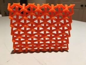 Parametric Borromean Weave - V1
