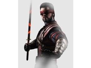 Mortal Kombat X Kenshi Sento (Sword)