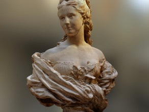 Bust of Baronesse Sipiere
