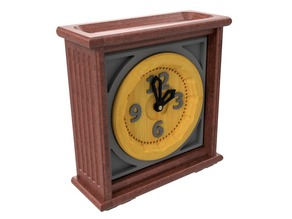 Desk Clock - Design I