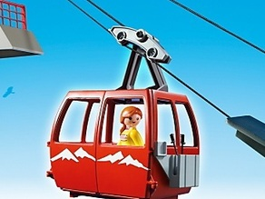 Playmobil (5426) Cablecar Pulley Update