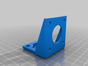 [Remixed] Bondtech BMG Mount for Creality CR10 and Ender 3