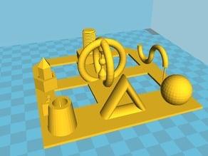 3D print torture test BIG