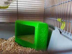 Hamster Dust Bath
