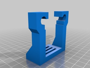 Solidoodle 4 X-Axis Motor / Y Carriage Brace