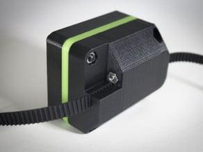DIY PrintRite X-axis Adjustable Belt Connector
