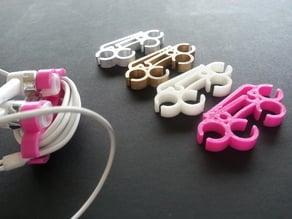 BABY KNUCKLEDUSTER earplug organizer
