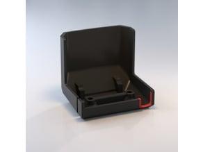 BCN3D sigma extruder back cover 1.0 nozzle