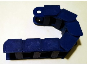 Flat Print Cable Chain V3 ( No Glue )