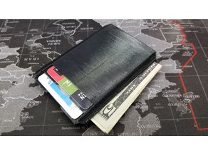 TPU SLim Wallet, 4 & 6 Card Versions