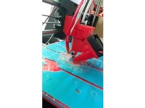 E3D V6 Fan assembly holder