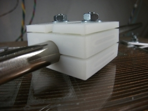 Printed linear bearing for 10mm rod