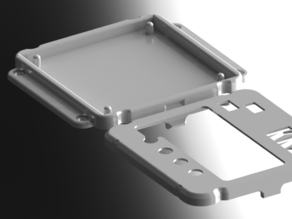 F450 KK2.1 Case and Mount