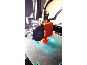 Creality CR10 & Ender 3 upgrade for 5015 FAN