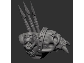 spear orc