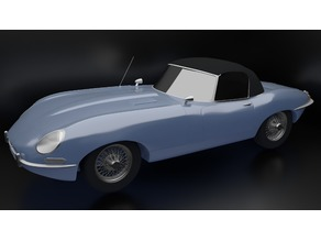 1966 Jaguar XKE Convertible