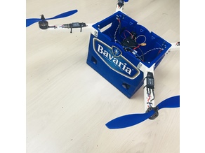 CrateCopter!