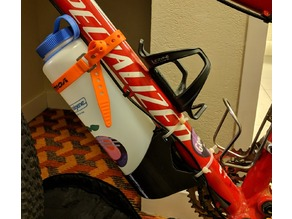 Bikepacking Nalgene Holder