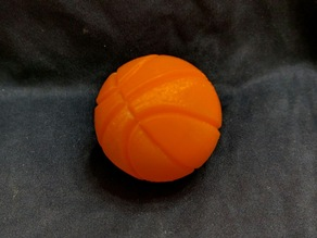 Easy-Print Basket Ball