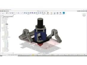 LowRider v2 CNC - Plasma Torch Floating Z