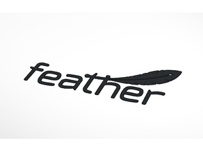 Adafruit Feather Logo