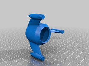 50mm Conical Retro Rocket Stand