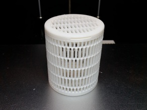 Cylindrical Desiccant Cases - Filament Storage