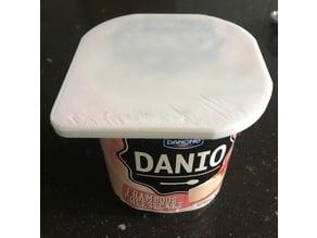 Danio deksel