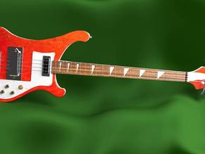 Rickenbacker Bass Guitar