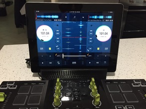 Stand for IPAD & Hercules DJ Air Console