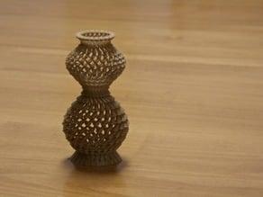 Spiral Growth - Vase