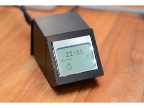 DIY Nokia 5110 Display Design Clock with Arduino Nano