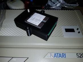 Atari ST multicart case