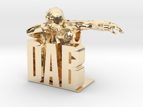 Dab-man pendant