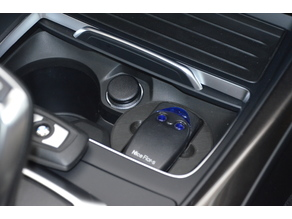 Car case controller holder