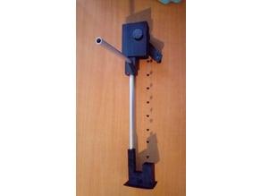 Rope pump prototype