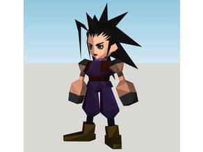 Zack Fair - Final Fantasy VII